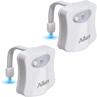 Ailun Toilet Night Light (2-Pack)