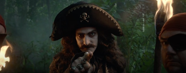 Captain Sabertooth and the Treasure of Lama Rama is a movie from Norway.