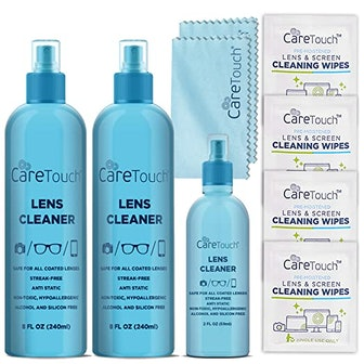 Care Touch Eyeglass Cleaner Kit