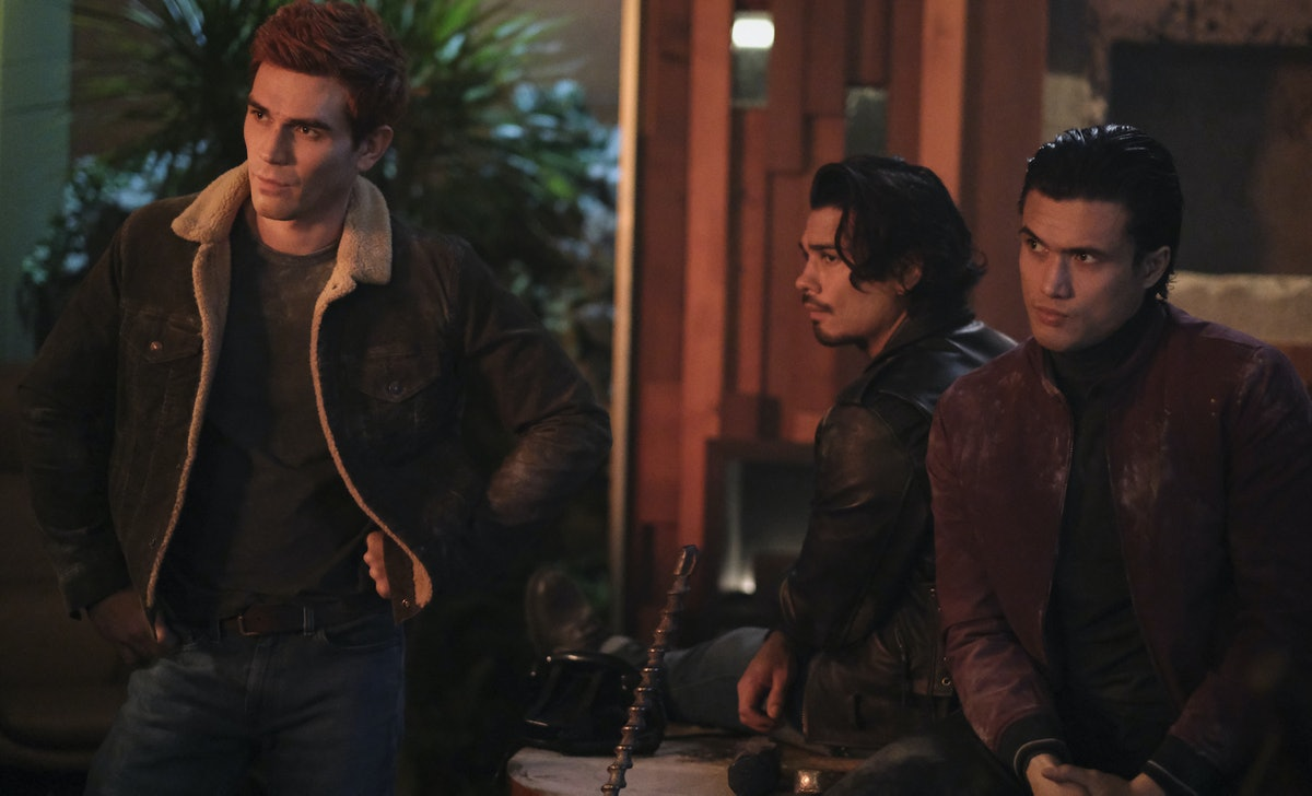 'Riverdale' Season 5 includes a mystery about palladium.