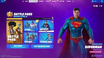 fortnite superman release time