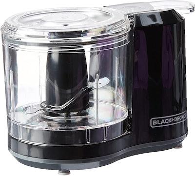 BLACK+DECKER One-Touch Electric Food Chopper