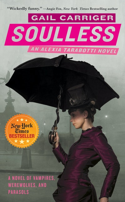 'Soulless' by Gail Carriger