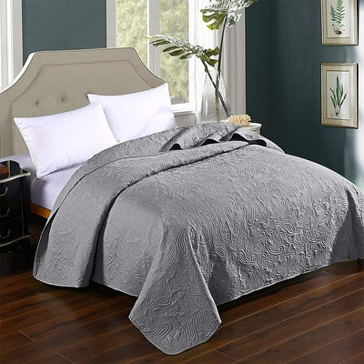 HollyHOME Single Bed Quilt Bedspread