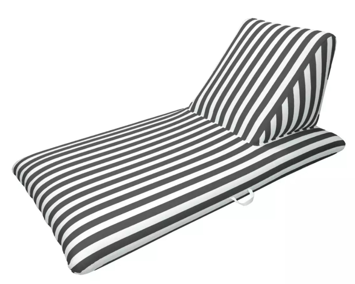 Drift and Escape Pool Chaise Lounge Float