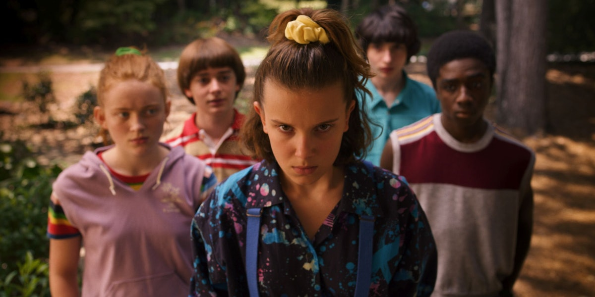 The cast of 'Stranger Things' is ready for Season 4 already