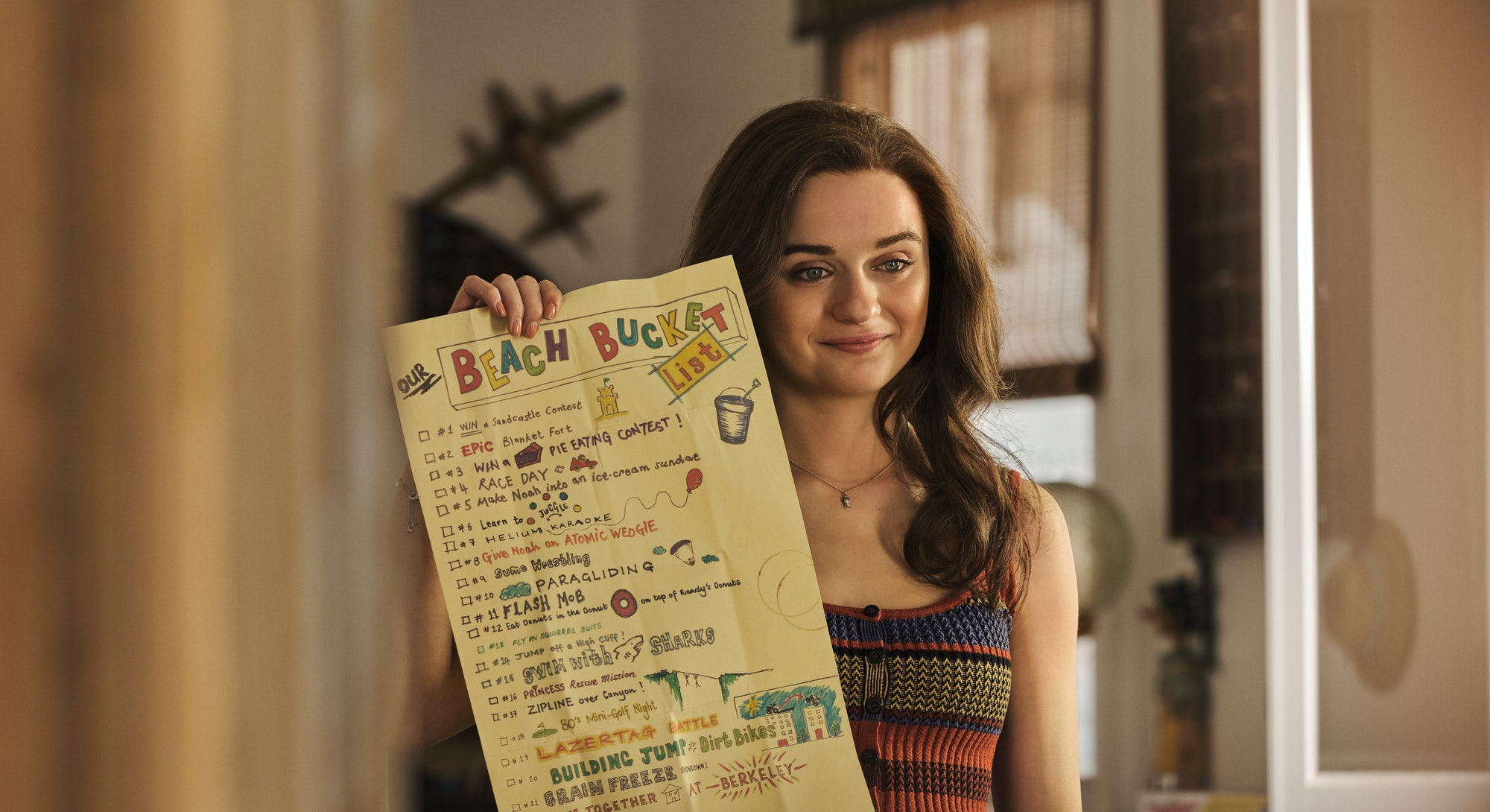 Joey King stars in 'The Kissing Booth 3.'