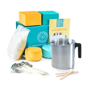 Hearts & Crafts Complete Candle Making Kit