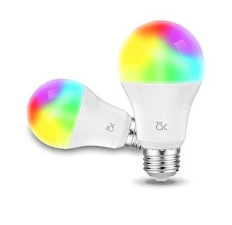 AL Abovelights Smart Light Bulb (2-Pack)