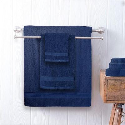 Glamburg Ultra Soft Towel Set (8-Piece)