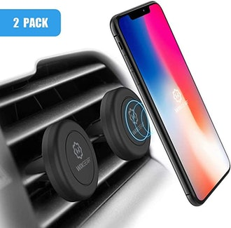 WixGear Magnetic Phone Car Mount [2 Pack]