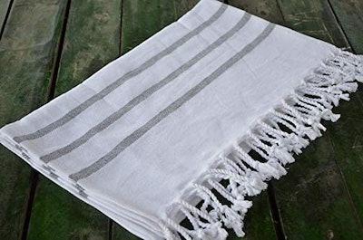 MyMesken Cotton Turkish Hand Towels