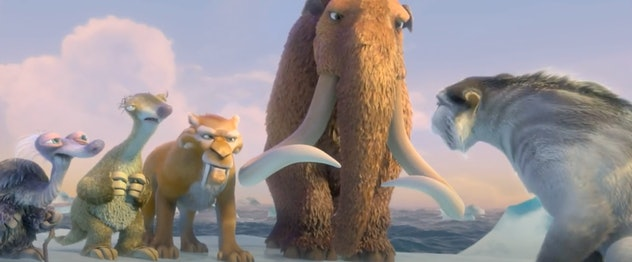 Ice Age Continental Drift is the 4th installment of the Ice Age film series.