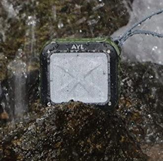 AYL Bluetooth Waterproof Shower Speaker