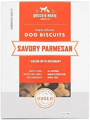 Rocco & Roxie Dog Treats Biscuits