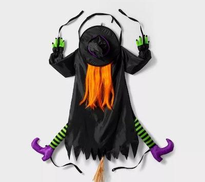 Hyde & EEK! Boutique™ Crashing Witch Halloween Prop