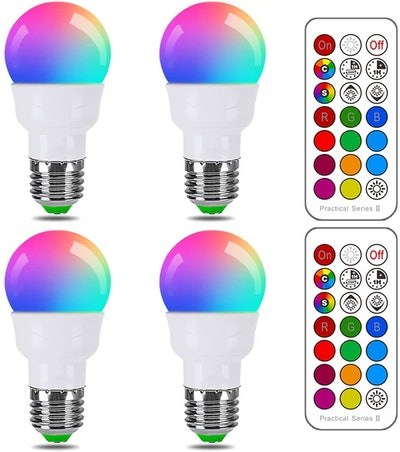 ILC LED Light Bulbs (4-Pack)