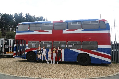 In 2019, the Spice World tour bus was available for all Airbnb users.