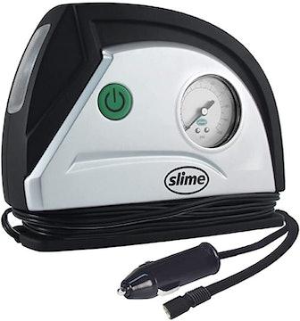 Slime 40050 12V Tire Inflator Portable Air Compressor