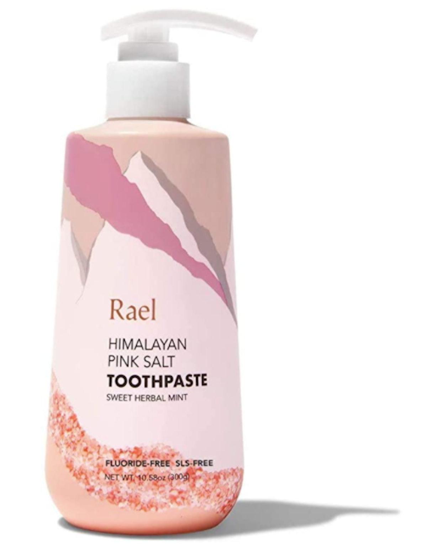 Rael Himalayan Pink Salt Toothpaste