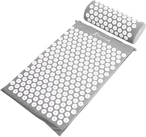 ProsourceFit Acupressure Mat and Pillow Set for Pain Relief and Muscle Relaxation