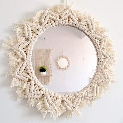 TopCraft Hanging Wall Mirror