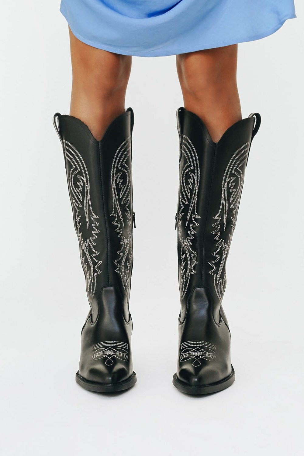 Girl On The Move Western Boots