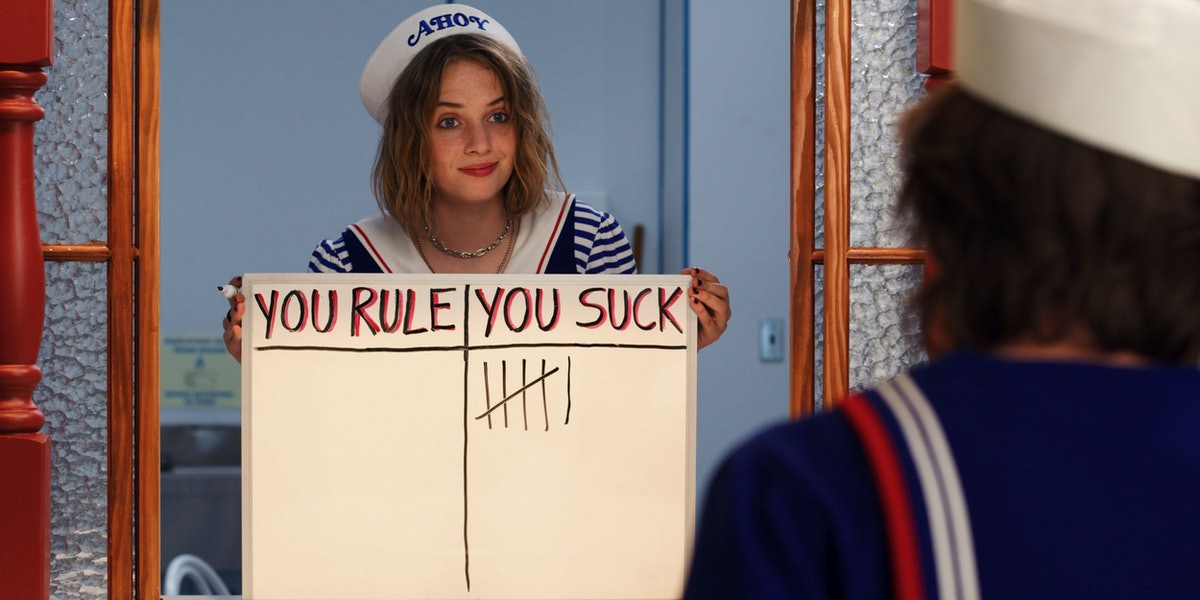 Maya Hawke is keeping score of the possible Stranger Things spinoffs