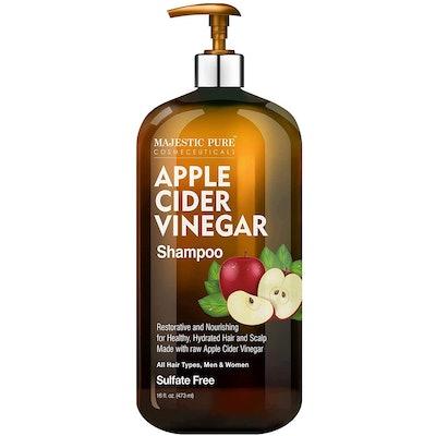 MAJESTIC PURE Apple Cider Vinegar Shampoo, 16 Fl. Oz.