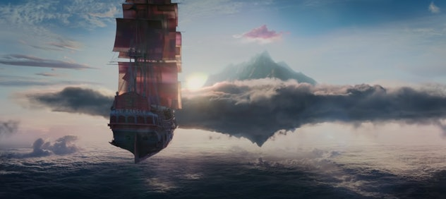 'Pan' is a movie from 2015.
