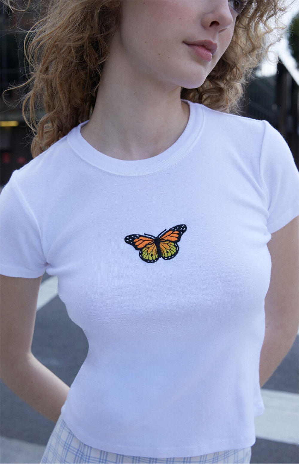 Hailie Butterfly Top