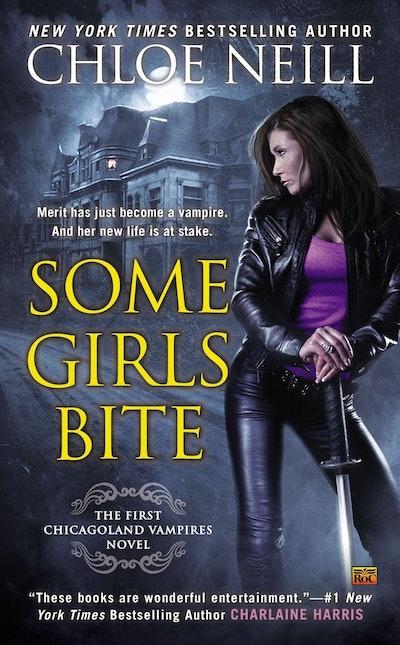'Some Girls Bite' by Chloe Neill