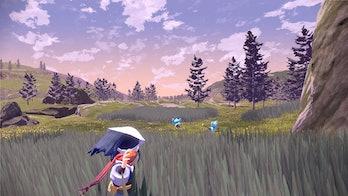 Pokemon Legends Arceus catching