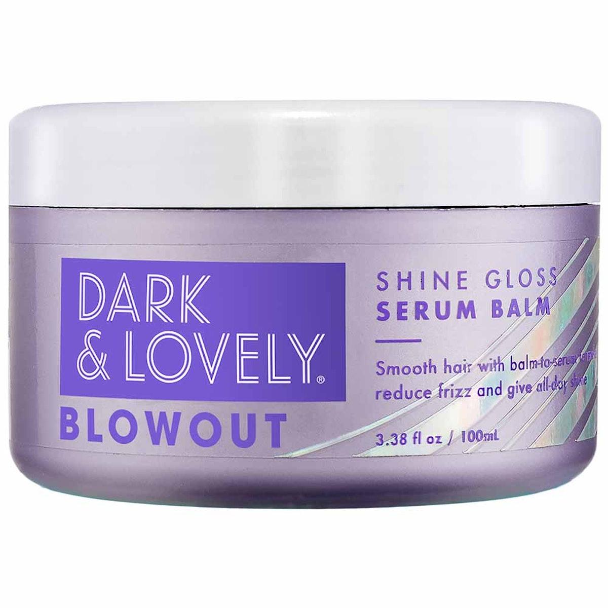 Blowout Shine Gloss Styling Serum Balm