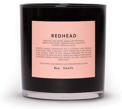 Boy Smells Redhead Candle, 8.5 Oz.