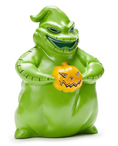 This Oogie Boogie tabletop decor is part of the Big Lots 2021 Halloween store selection.
