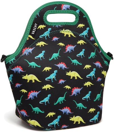VASCHY Lunch Box For Kids In Dino Print