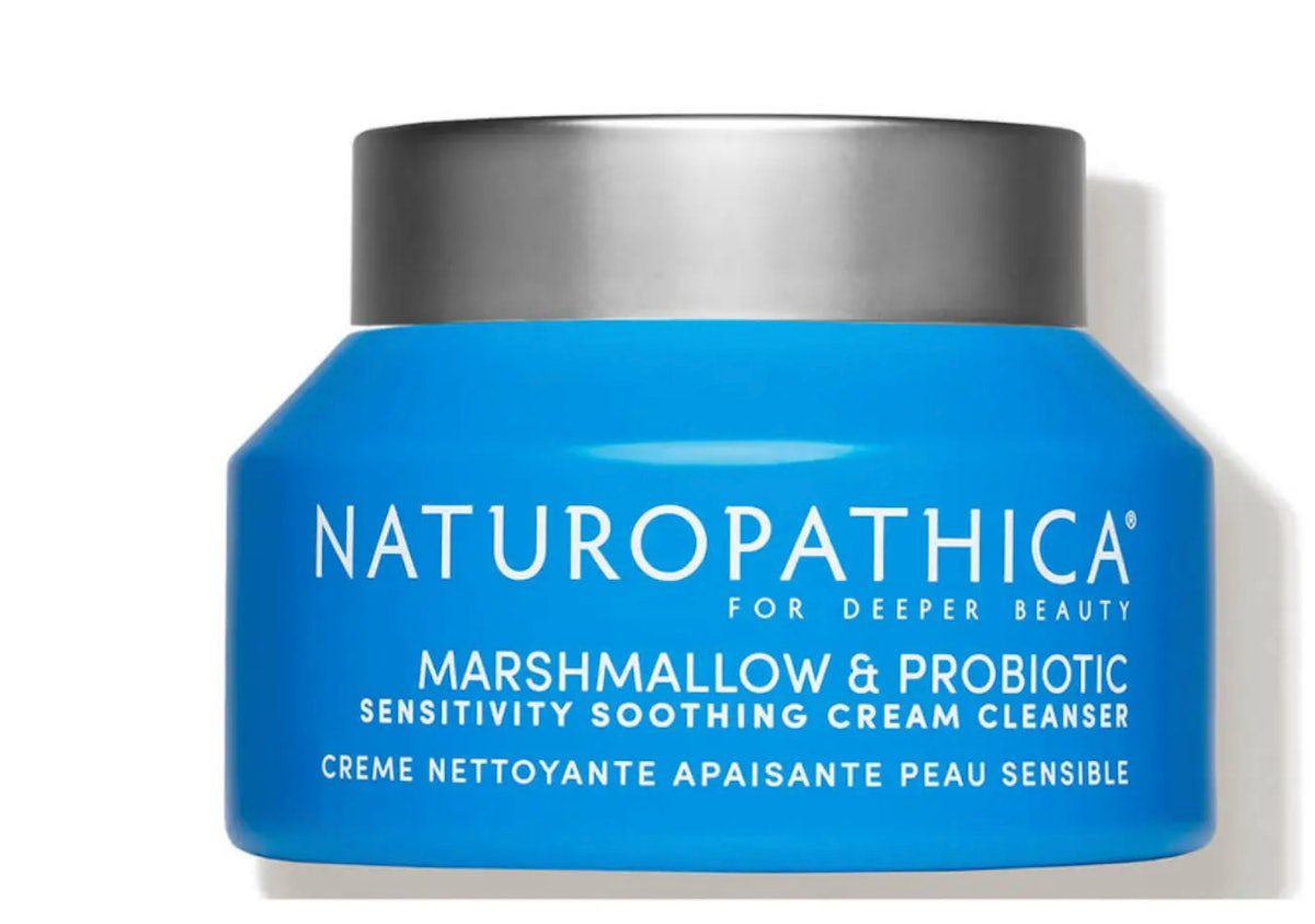 Naturopathica Marshmallow Probiotic Sensitivity Soothing Cream Cleanser
