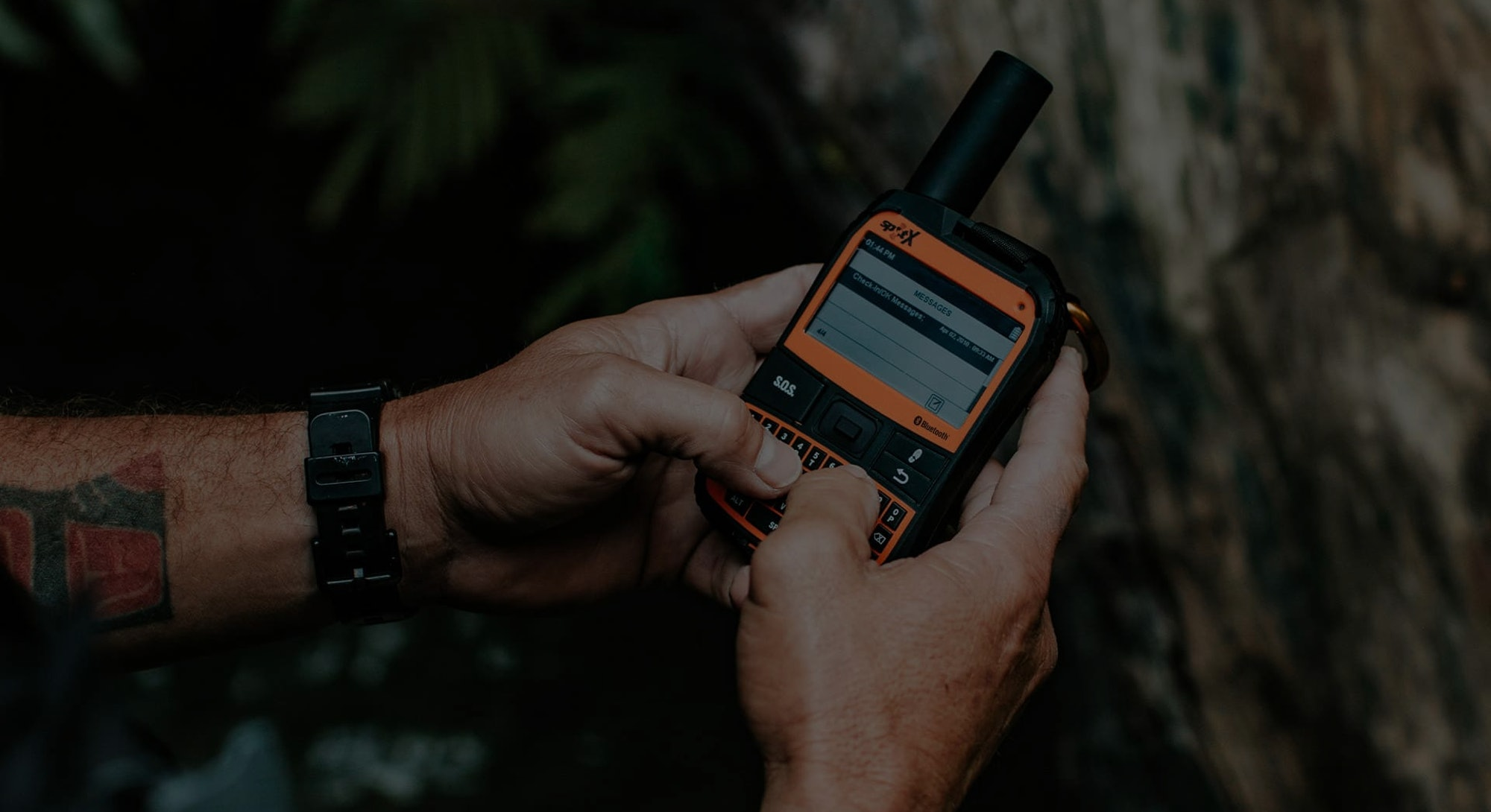 The Spot X Satellite phone. Sat phones. Dongles. Hiking. Outdoors. iPhone 13.