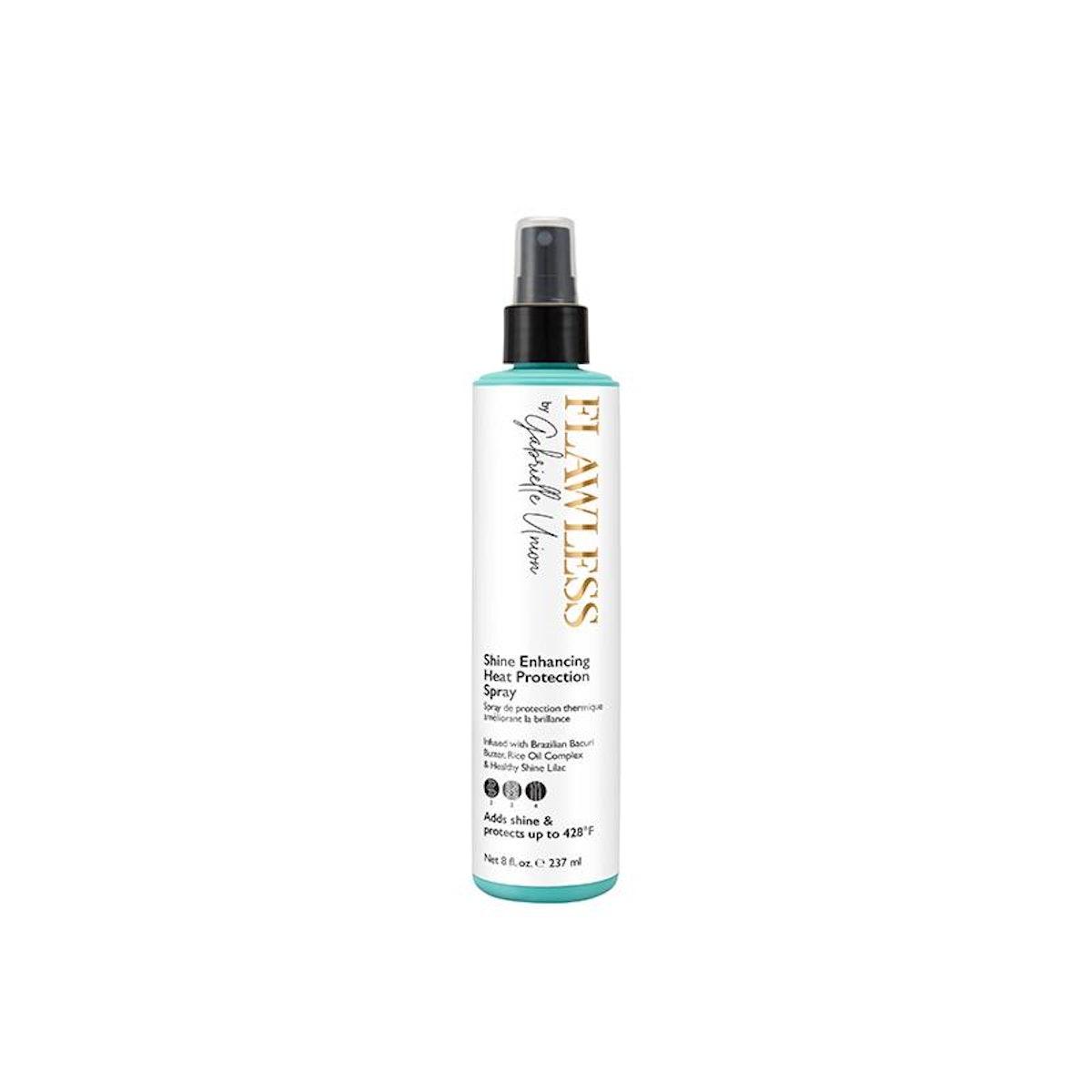 Flawless Shine Enhancing Heat Protection Spray