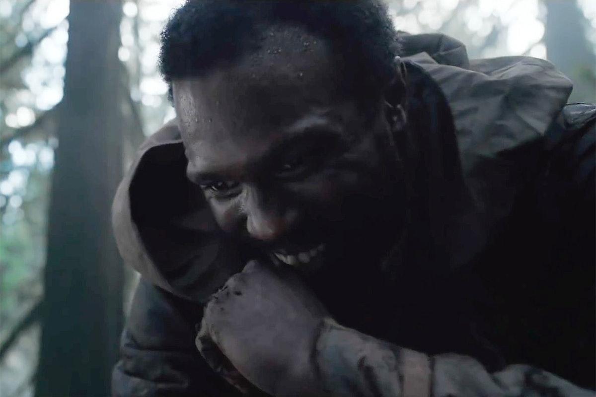 Joshua Henry as Jerlamarel in 'See' Season 1