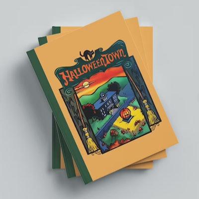 Halloweentown Storybook (Prop Replica, Glossy Hardcover)