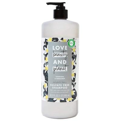 Love Beauty And Planet Delightful Detox Daily Clarifying Shampoo, 32.3 fl. oz.