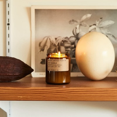 P.F. Candle Co. Spiced Pumpkin Soy Wax Candle, 7.2 Oz.