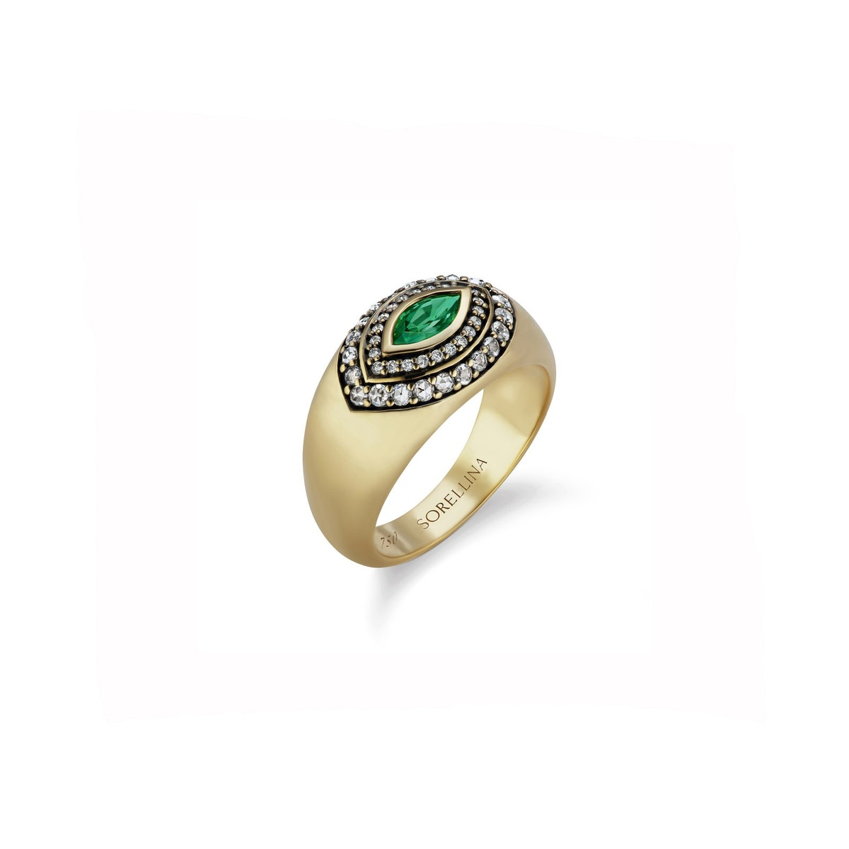 Axl Marquise Ring from Sorellina.