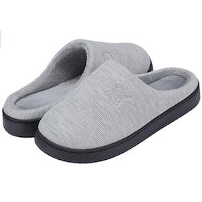 landeer Unisex Memory Foam Slippers