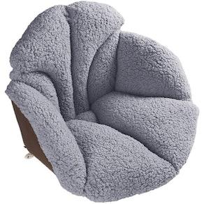 Hughapy Plush Chair Cushion