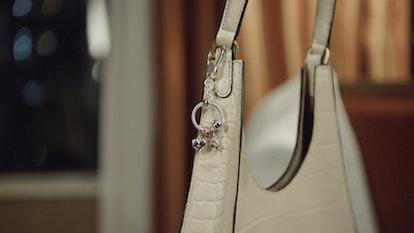 Pandora Moments Bag Charm Holder
