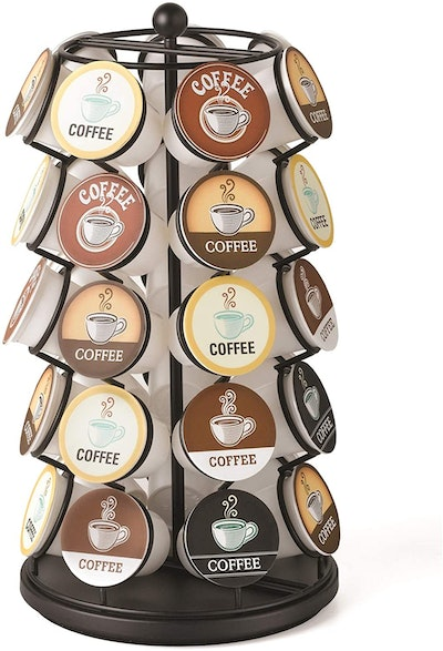 Nifty Coffee Pod Carousel (Holds 35 Pods)