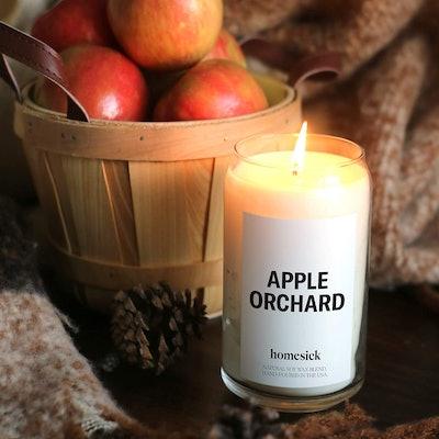 Homesick Apple Orchard Candle, 13.75 Oz.